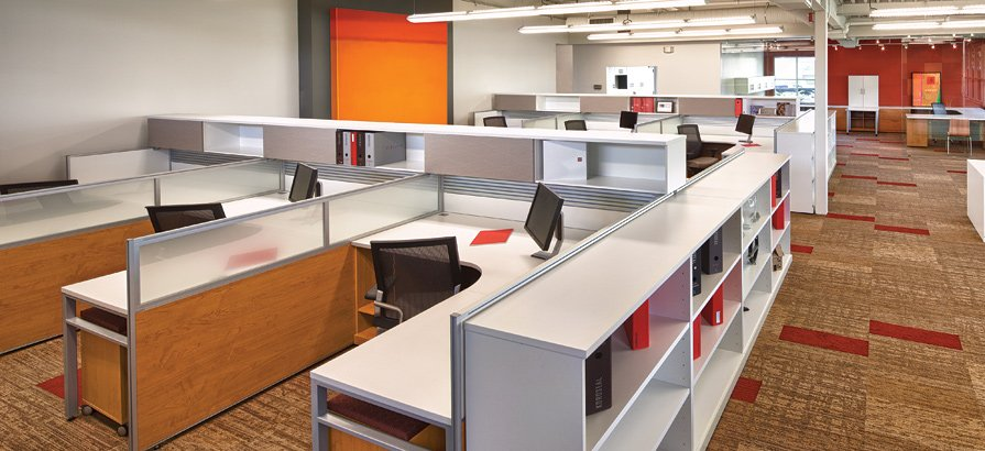 Office Furniture, Space Planning, And Design In Boston | Office Gallery